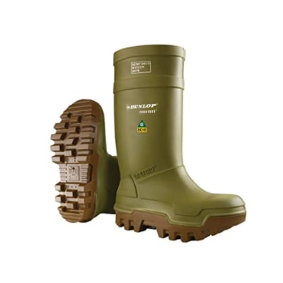 Dunlop E66284310 Purofort Thermo+ Full Safety Omega/EH Cold Protection Boot