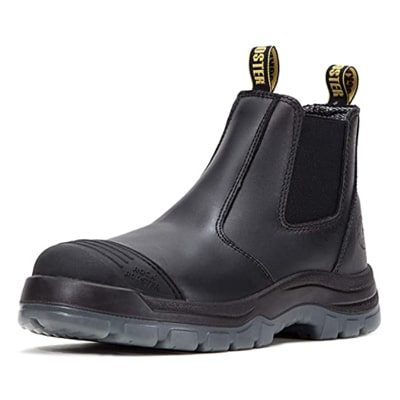 ROCKROOSTER Work Boots for Men for Plumbers Pipefitter
