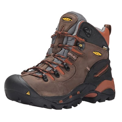 KEEN Utility Men's Pittsburgh Soft Toe Work Boot for Plumbers Pipefitter