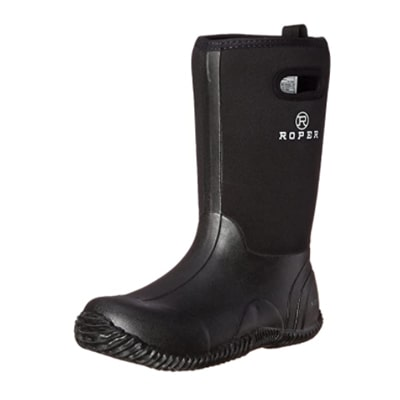 best boots for barn work kid 1