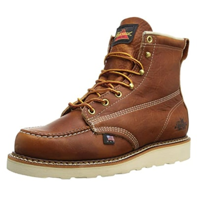 Best Work Boots for Bad Knees 1