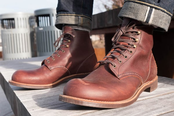 Best Work Boots for Bad Knees 10