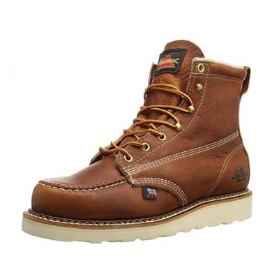 Top 7 The Best Work Boots for Roofing Reviews In 2021 3