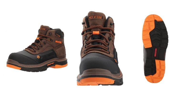 Top 10 The Best Summer Work Boots for Hot Weather Reviews 6