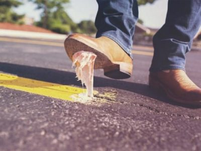 How To Get Rid Of Gum On Shoes Without Destroying Your Lovely Pair 1