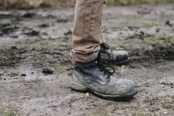 Why is there a need for vegan work boots?