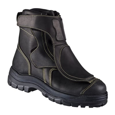 """Oliver 25 Series 6"""" Leather Smelter Boots"""