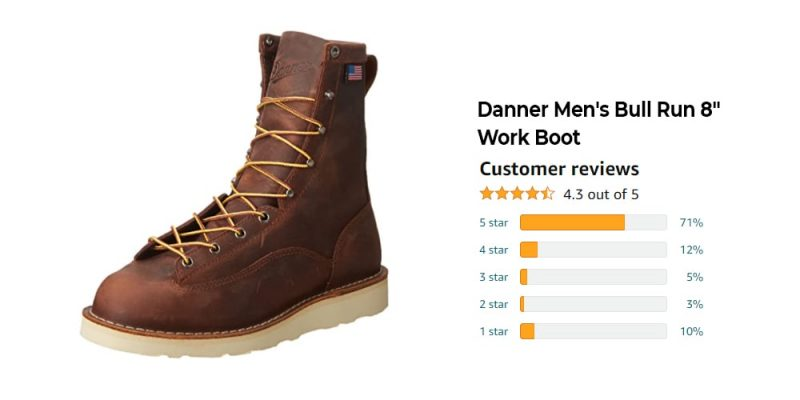 The Best 8 Inch Work Boots: Reviews, Top Picks, and Buying Guide [2021 Edition] 6