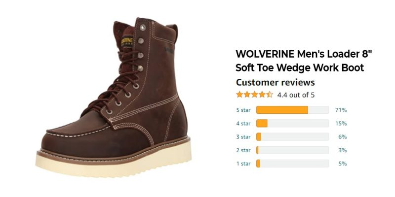 The Best 8 Inch Work Boots: Reviews, Top Picks, and Buying Guide [2021 Edition] 8