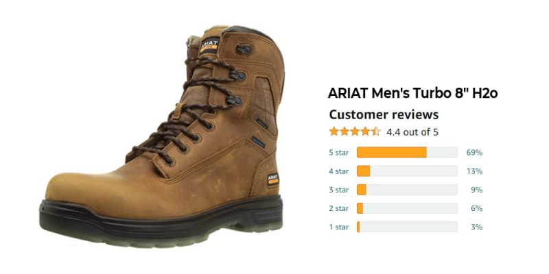 The Best 8 Inch Work Boots: Reviews, Top Picks, and Buying Guide [2021 Edition] 9