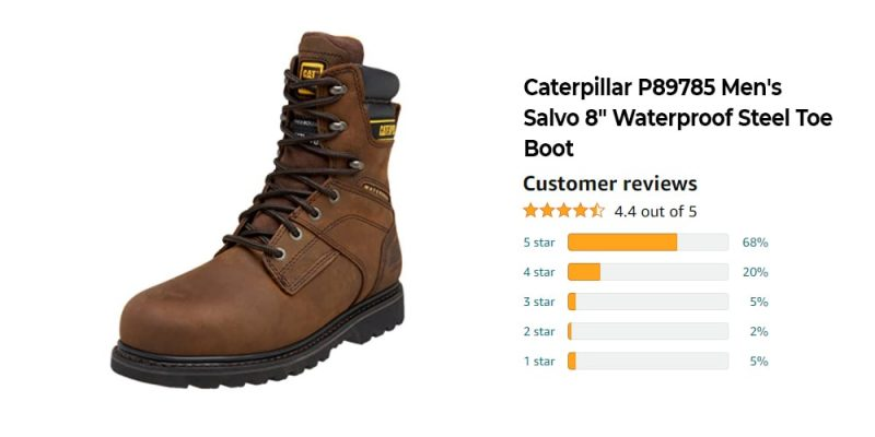 The Best 8 Inch Work Boots: Reviews, Top Picks, and Buying Guide [2021 Edition] 10