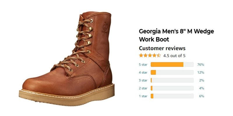 The Best 8 Inch Work Boots: Reviews, Top Picks, and Buying Guide [2021 Edition] 11