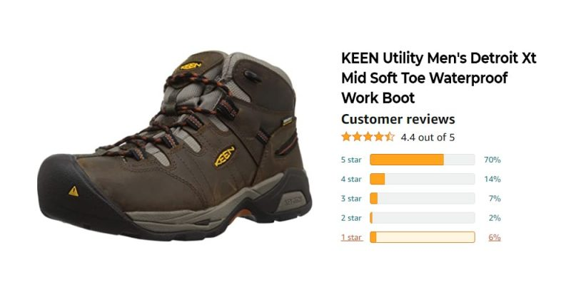 Top Rated 9 Best Work Boots for Men That Best Suitable For Your Fashion Style 9