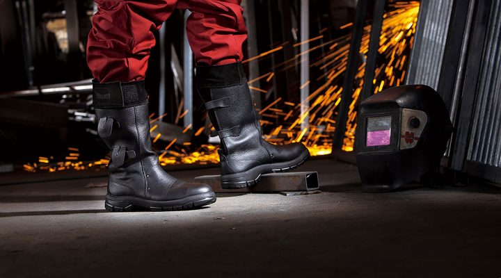 Expert's Choice: The Best Work Boots for Welders Passed Our Test [Updated 2021] 1