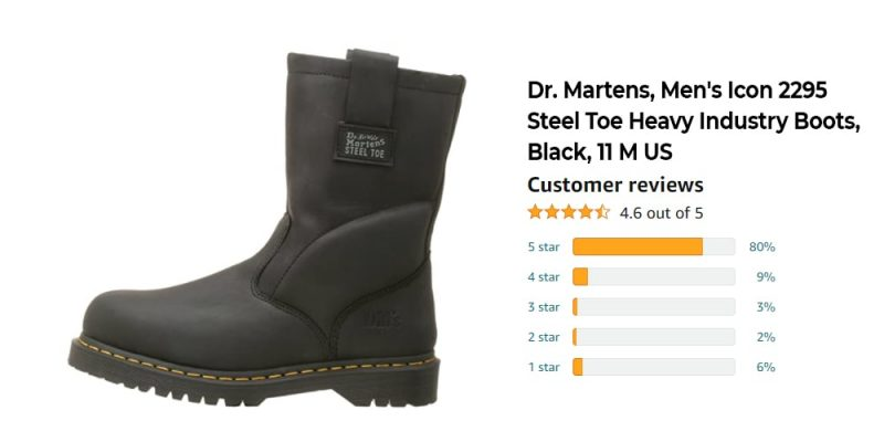 Expert's Choice: The Best Work Boots for Welders Passed Our Test [Updated 2021] 7