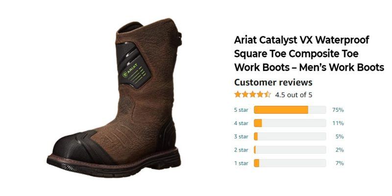 Expert's Choice: The Best Work Boots for Welders Passed Our Test [Updated 2021] 10