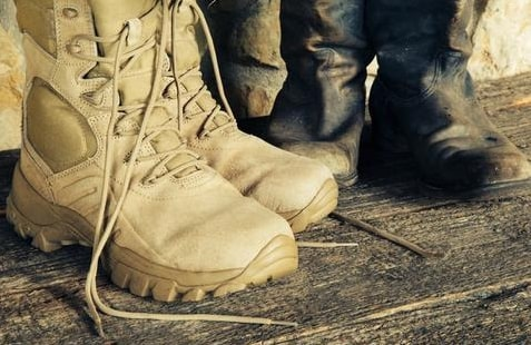 Combat Boots Vs Hiking Boots: Which One Outweighs The Other? 4