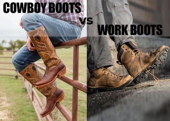 Cowboy Boots vs Work Boots: Which One Is Better? 1
