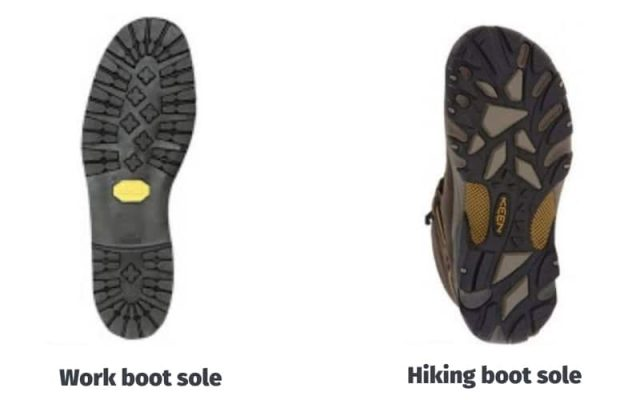 Hiking Boots Vs Work Boots: The Main Differences Between Them 1