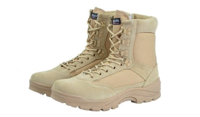 Tactical Boots vs Work Boots: What Do You Need? 1