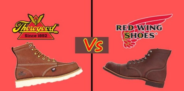 Thorogood Boots vs Red wing Boots - Which Brand Is The Best Choice? 1
