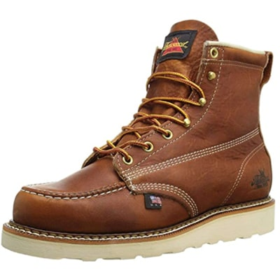 """Thorogood Men's American Heritage 6"""": Best for overall"""
