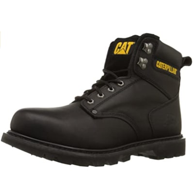 Caterpillar Men's Work Boot: Best for sustainable material