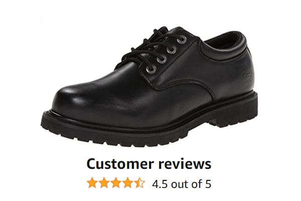 Skechers Cottonwood Shoes for Janitorial Work - Best Shoes for Custodians