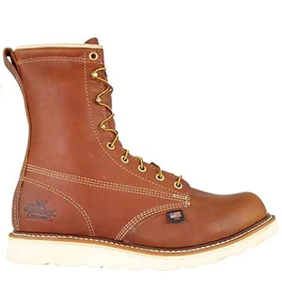 """Thorogood 8"""" American Heritage - Best for Long-lasting Use"""