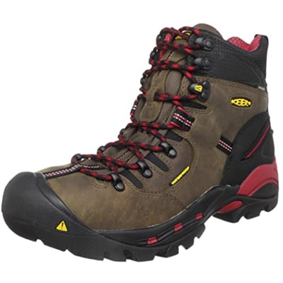 """KEEN Utility 6"""" Pittsburgh - Best for Versatile Feature"""