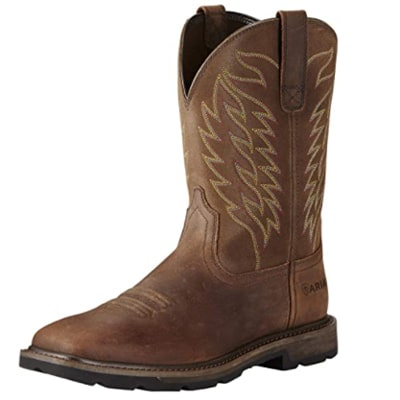 Best Cowboy Boots For Ranch Work 4