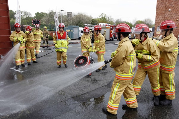Best Firefighter Station Boots 13