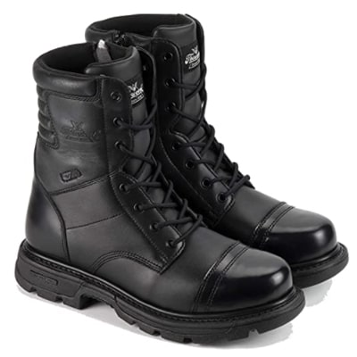 Best Firefighter Station Boots 7