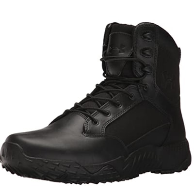 Best Firefighter Station Boots 9