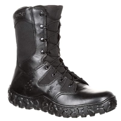 Best Firefighter Station Boots 11