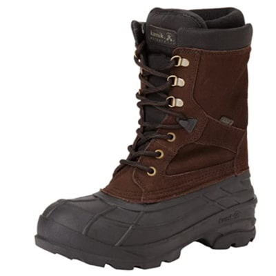 Best Ice Fishing Boots 12