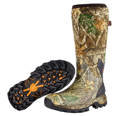 Best Insulated Rubber Hunting Boots 12
