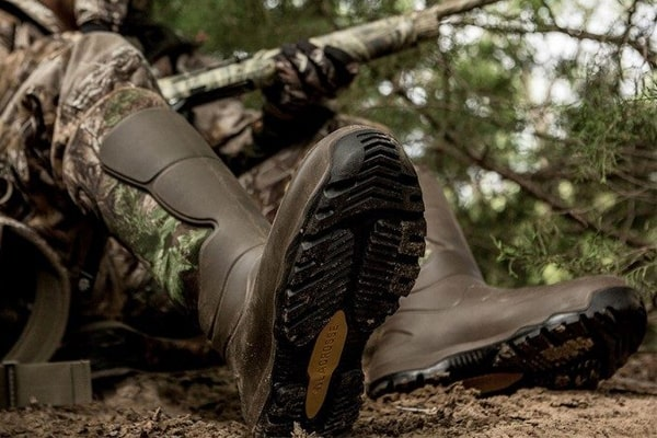 Best Insulated Rubber Hunting Boots 15