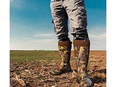 Best Insulated Rubber Hunting Boots 1