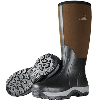 Best Insulated Rubber Hunting Boots 5