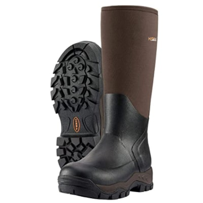 Best Insulated Rubber Hunting Boots 6