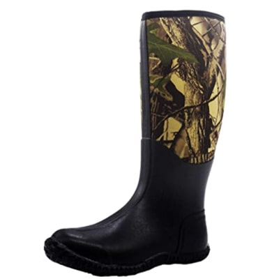 Best Insulated Rubber Hunting Boots 8