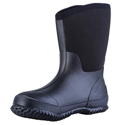 Best Insulated Rubber Hunting Boots 9