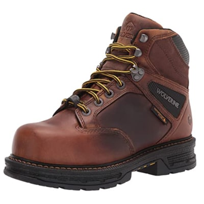 Best Work Boots for High Arches 4
