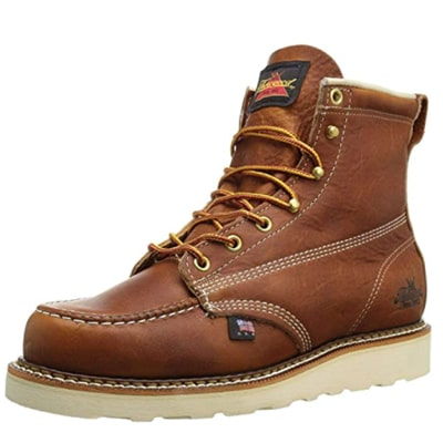 Best Work Boots for Truck Drivers 5